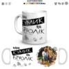 Чашка з Вашим фото для кума «Куміко-брюлік»