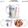 Чашка для друзыв або закоханих з фото «Назавжди разом»