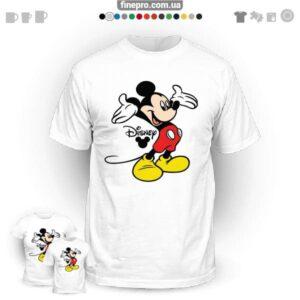 "Футболка з принтом ""Disney"" - Mickey Mouse"